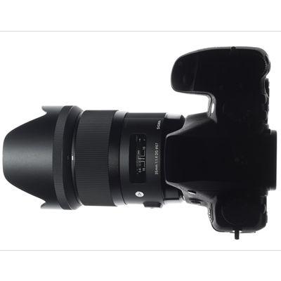 Für weitere Info hier klicken. Artikel: Sigma AF 35mm f/1,4 DG HSM A Nikon FX