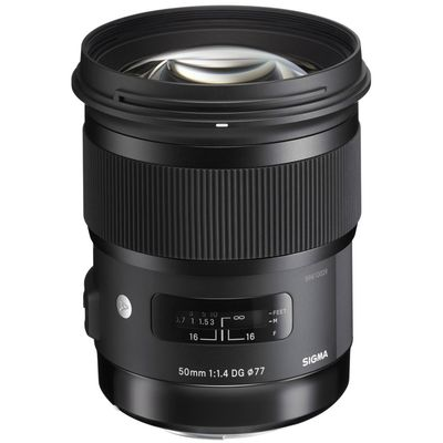 Für weitere Info hier klicken. Artikel: Sigma AF 1,4/50 DG HSM A Nikon FX