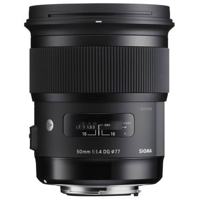 Für weitere Info hier klicken. Artikel: Sigma AF 50mm f/1,4 DG HSM ART Nikon FX