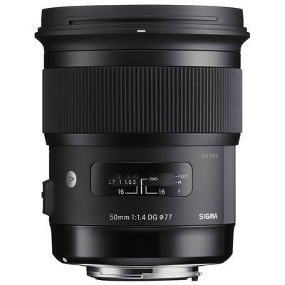 Für weitere Info hier klicken. Artikel: Sigma AF 50mm f/1,4 DG HSM ART Sigma