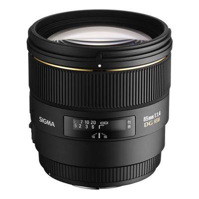 Für weitere Info hier klicken. Artikel: Sigma AF 1,4/85 EX DG HSM Canon