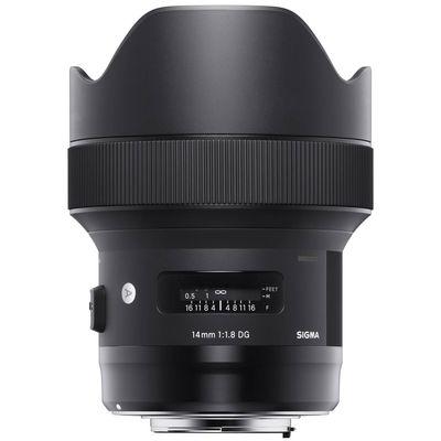 Für weitere Info hier klicken. Artikel: Sigma AF 14mm f/1,8 DG HSM ART Canon EF