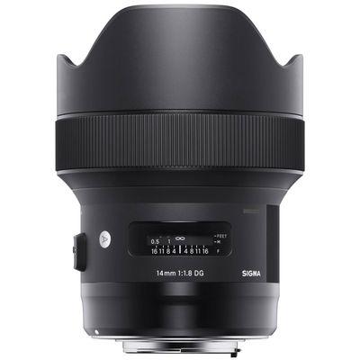 Für weitere Info hier klicken. Artikel: Sigma AF 14mm f/1,8 DG HSM A Sigma