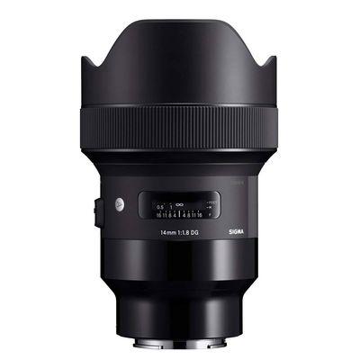 Für weitere Info hier klicken. Artikel: Sigma AF 14mm f/1,8 DG HSM A Sony FE-Mount