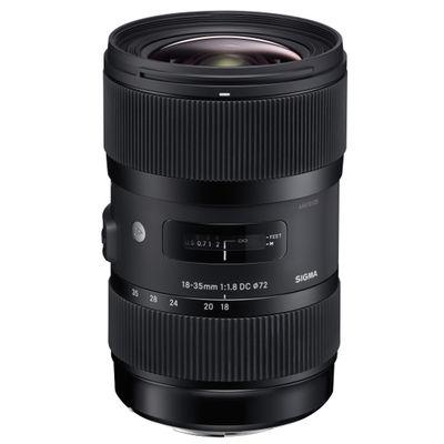 Für weitere Info hier klicken. Artikel: Sigma AF 1,8/18-35 DC HSM A Canon EF-S