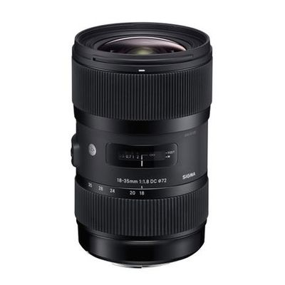 Für weitere Info hier klicken. Artikel: Sigma AF 1,8/18-35 DC HSM A RENT Canon EF-S