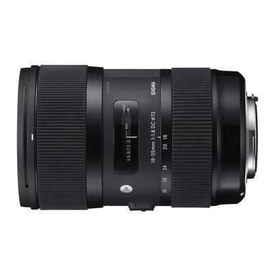Für weitere Info hier klicken. Artikel: Sigma AF 18-35mm f/1,8 DC HSM ART Sigma