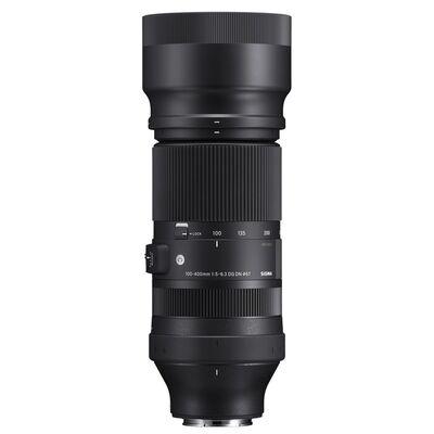 Für weitere Info hier klicken. Artikel: Sigma AF 100-400mm f/5-6,3 DG DN OS C Sony FE-Mount