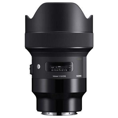 Für weitere Info hier klicken. Artikel: Sigma AF 14mm f/1,8 DG HSM ART L-Mount