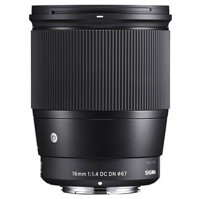 Für weitere Info hier klicken. Artikel: Sigma AF 16mm f/1,4 DC DN C Canon EF-M