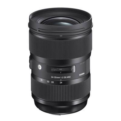 Für weitere Info hier klicken. Artikel: Sigma AF 2,0/24-35 DG HSM A Canon EF