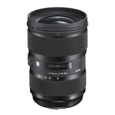 Für weitere Info hier klicken. Artikel: Sigma AF 24-35mm f/2,0 DG HSM ART Sigma