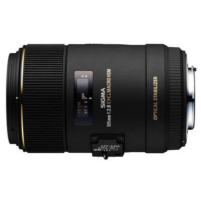Für weitere Info hier klicken. Artikel: Sigma AF 105mm f/2,8 EX DG OS HSM Makro Nikon FX