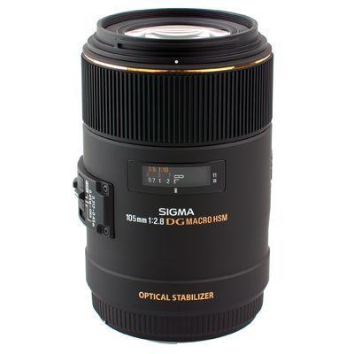 Für weitere Info hier klicken. Artikel: Sigma AF 105mm f/2,8 EX DG OS HSM Makro Sigma