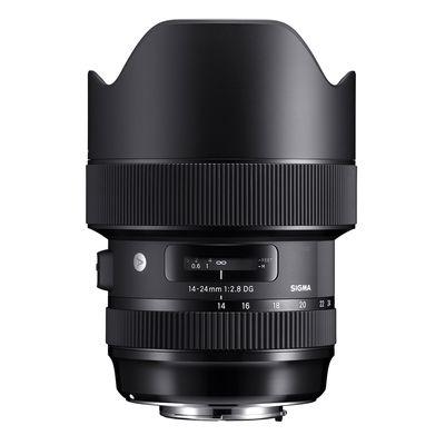 Für weitere Info hier klicken. Artikel: Sigma AF 14-24mm f/2,8 DG HSM A Canon EF