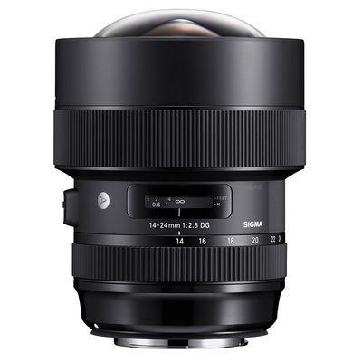 Für weitere Info hier klicken. Artikel: Sigma AF 14-24mm f/2,8 DG HSM ART Nikon FX