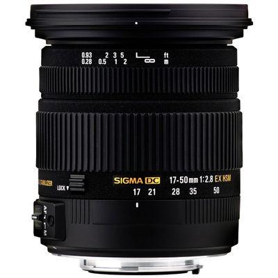 Für weitere Info hier klicken. Artikel: Sigma AF 2,8/17-50 EX DC HSM Pentax K