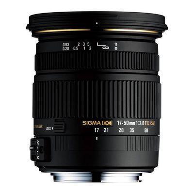 Für weitere Info hier klicken. Artikel: Sigma AF 2,8/17-50 EX DC OS HSM Canon EF-S