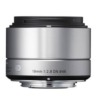 Für weitere Info hier klicken. Artikel: Sigma AF 2,8/19 DN A silber Sony E-Mount