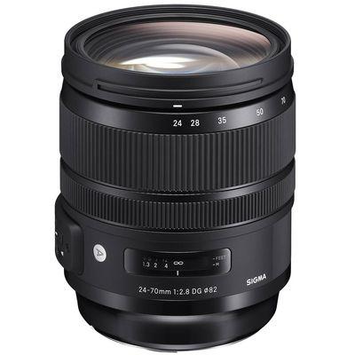 Für weitere Info hier klicken. Artikel: Sigma AF 2,8/ 24-70 DG OS A Nikon FX