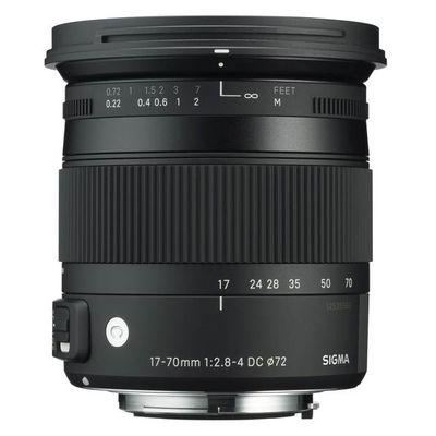 Für weitere Info hier klicken. Artikel: Sigma AF 17-70mm f/2,8-4,0 DC OS HSM C Canon EF-S