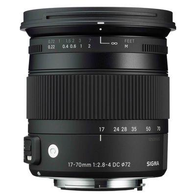 Für weitere Info hier klicken. Artikel: Sigma AF 17-70mm f/2,8-4,0 DC OS HSM C Nikon DX