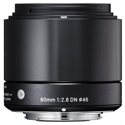 Für weitere Info hier klicken. Artikel: Sigma AF 2,8/60 DN A schwarz Micro Four Thirds