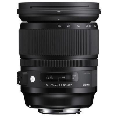 Für weitere Info hier klicken. Artikel: Sigma AF 24-105mm f/4 DG OS HSM ART Canon EF