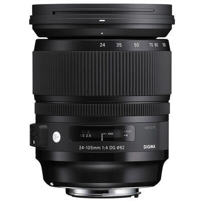 Für weitere Info hier klicken. Artikel: Sigma AF 24-105mm f/4 DG OS HSM ART Nikon FX