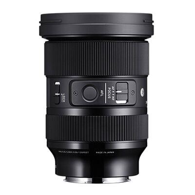 Für weitere Info hier klicken. Artikel: Sigma AF 24-70mm f/2,8 DG ART L-mount DN