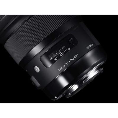 Für weitere Info hier klicken. Artikel: Sigma AF 24mm f/1,4 DG HSM ART L-Mount