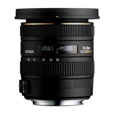 Für weitere Info hier klicken. Artikel: Sigma AF 10-20mm f/3,5 EX DC HSM Nikon DX