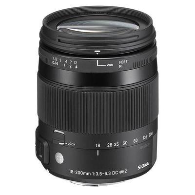 Für weitere Info hier klicken. Artikel: Sigma AF 3,5-6,3/18-200 DC Makro OS HSM C Canon EF-S