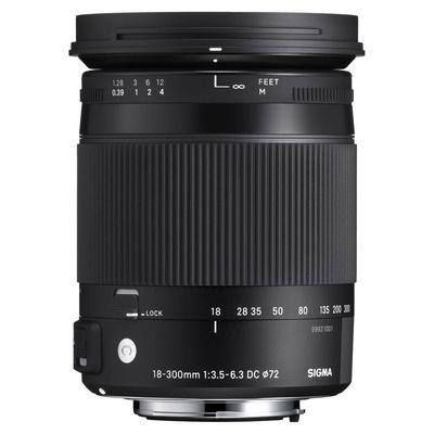 Für weitere Info hier klicken. Artikel: Sigma AF 3,5-6,3/18-300 DC Macro OS HSM C Canon EF-S