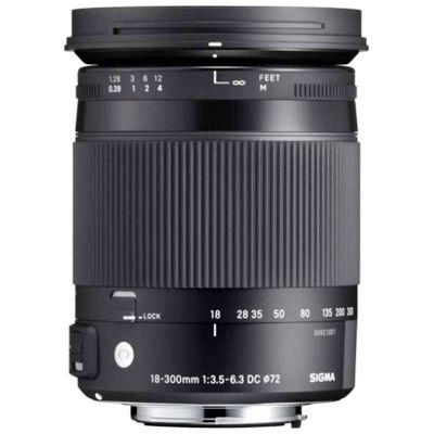 Für weitere Info hier klicken. Artikel: Sigma AF 3,5-6,3/18-300 DC Macro OS HSM C Nikon DX