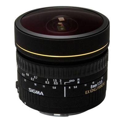 Für weitere Info hier klicken. Artikel: Sigma AF 3,5/8 EX DG Fisheye Canon