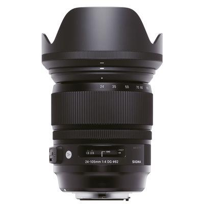 Für weitere Info hier klicken. Artikel: Sigma AF 4/24-105 DG HSM A Sony A-Mount Vollformat
