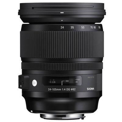 Für weitere Info hier klicken. Artikel: Sigma AF 4/24-105 DG OS HSM A Canon EF