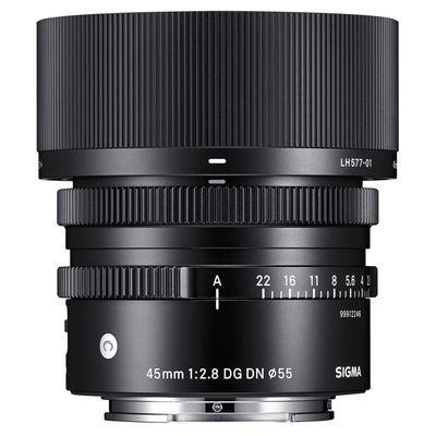 Für weitere Info hier klicken. Artikel: Sigma AF 45mm f/2,8 DG DN C L-Mount