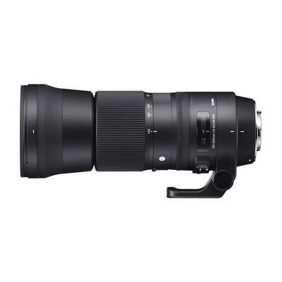 Für weitere Info hier klicken. Artikel: Sigma AF 5,0-6,3/150-600 DG OS HSM C +Teleconverter TC-1401 Canon