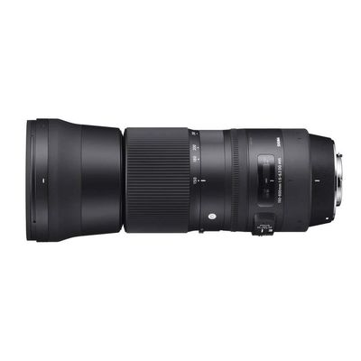 Für weitere Info hier klicken. Artikel: Sigma AF 150-600mm f/5,0-6,3 DG OS HSM C +Teleconverter TC-1401 Canon EF