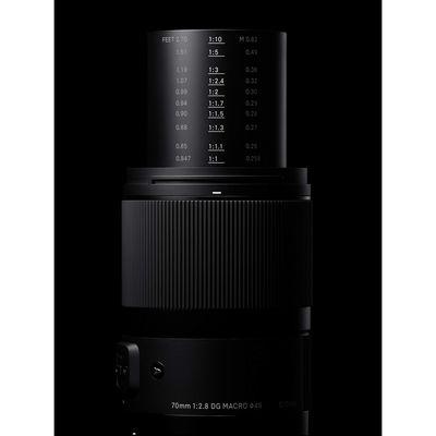 Für weitere Info hier klicken. Artikel: Sigma AF 70mm f/2,8 DG Makro ART L-Mount