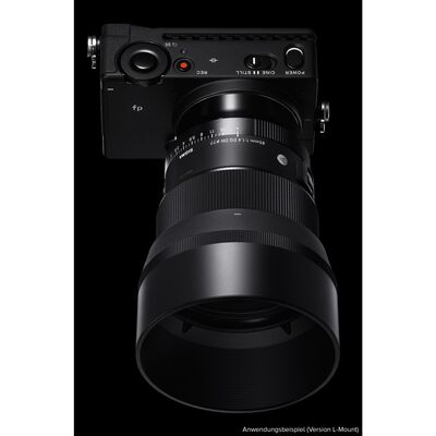 Für weitere Info hier klicken. Artikel: Sigma AF 85mm f/1,4 DG DN ART L-Mount