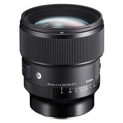 Für weitere Info hier klicken. Artikel: Sigma AF 85mm f/1,4 DG DN ART Sony FE-Mount