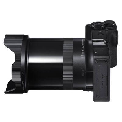 Für weitere Info hier klicken. Artikel: Sigma dp0 Quattro inkl. View Finder LVF-01 schwarz