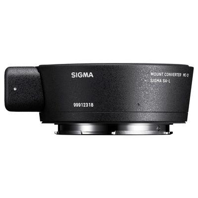 Für weitere Info hier klicken. Artikel: Sigma Mount Converter MC-21 für L-Mount Kameras Canon EF