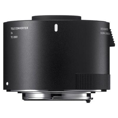 Für weitere Info hier klicken. Artikel: Sigma Tele Konverter 2,0x TC-2001 Nikon