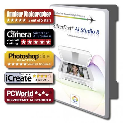 Für weitere Info hier klicken. Artikel: Silverfast Ai Studio 8 für SlideScan 6000