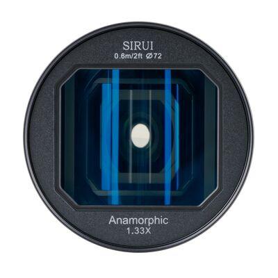 Für weitere Info hier klicken. Artikel: Sirui 24mm f/2.8 Anamorphische Linse Nikon Z