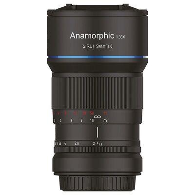 Für weitere Info hier klicken. Artikel: Sirui 50mm f/1.8 1.33X anamorph. Sony E Mount